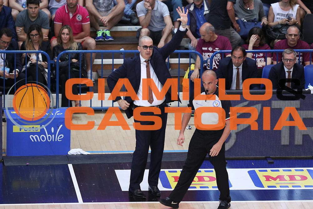 De Raffaele Walter, Dolomiti Energia Trentino vs Umana Reyer Venezia LBA Serie A Playoff Finale gara 3 stagione 2016/2017 Pala Trento, Trento 14 giugno 2017