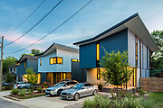 Wynne Street Residences | Raleigh Architecture Co. | Raleigh, North Carolina