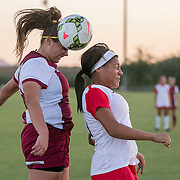 November 15, 2014, Phoenix, Arizona:<br /> Game action during an Elite Clubs National League (ECNL) soccer tournament at the Reach 11 Sports Complex in Phoenix, Arizona Saturday, November 15, 2014.<br /> (Photo by Billie Weiss/ECNL)