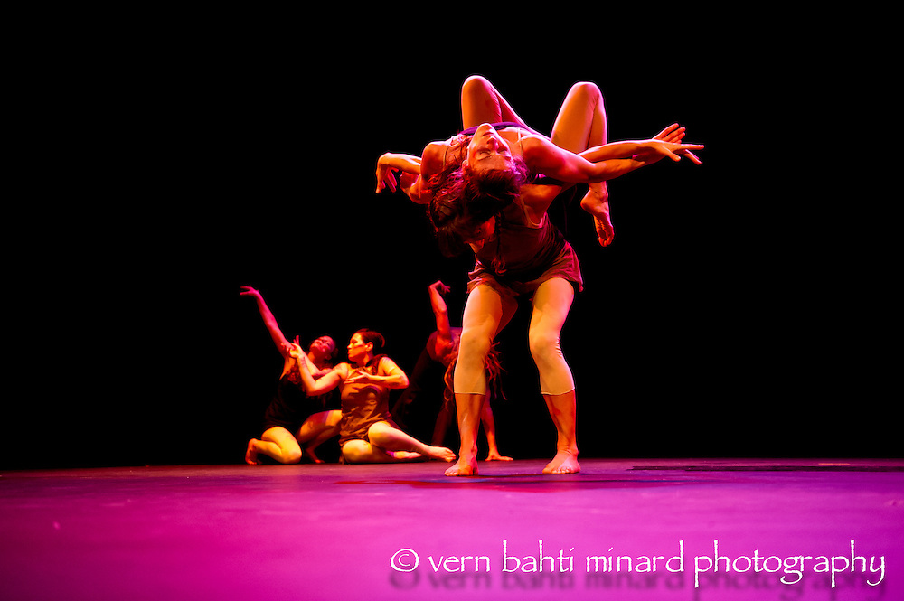 Dance performance Dance on Water.