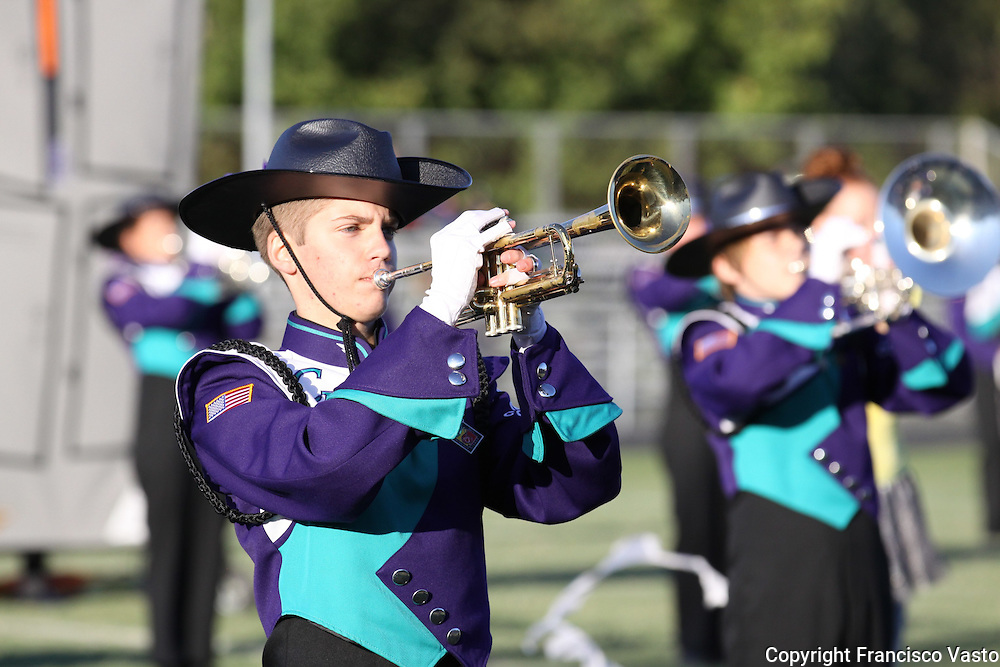 Providence Cup 2011, Cox Mill High School, Marching Band