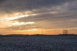 Skåne sunrise