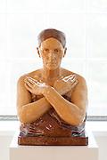 Museum Künstlerkolonie im Ernst-Ludwig-Haus, Mathildenhöhe, Jugendstil, Darmstadt, Hessen, Deutschland | Museum in Ernst-Ludwig-Haus, Centre of Art Noveau on Mathildenhoehe, Darmstadt, Germany