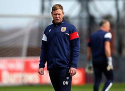 Bristol City assistant head coach Dean Holden - Mandatory by-line: Robbie Stephenson/JMP - 30/03/2018 - FOOTBALL - Oakwell Stadium - Barnsley, England - Barnsley v Bristol City - Sky Bet Championship