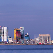 Skyline of Havana.<br /> Photography by Jose More