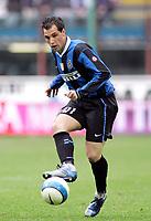 "Mariano Gonzalez (Inter) <br /> Italian ""Serie A"" 2006-2007<br /> 1 Apr 2007 (Match Day 30)<br /> Inter-Parma (2-0)<br /> ""Giuseppe Meazza"" Stadium-Milano-Italy<br /> Photographer:Jennifer Lorenzini INSIDE"
