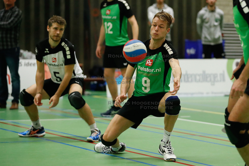 20161126 NED: Beker, Sliedrecht Sport - Pelster Cito: Sliedrecht <br />Rob de Wit of Pelster Cito <br />©2016-FotoHoogendoorn.nl / Pim Waslander
