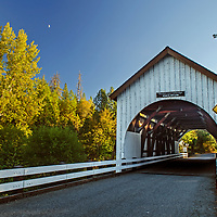 Wimer Bridge, Jackson County, Oregon