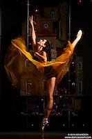 Dance As Art Astolat Castle Series with dancer,