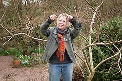 Carol Klein pruning cotinus