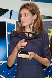 """18.10.2010, Rose Garden Pavilion, Madrid, ESP, Verleihung, Sustainable City Awards, im Bild Princess Letizia attended the eighth edition of the """"Sustainable City Awards"""" at the rose garden pavilion in Madrid. EXPA Pictures © 2010, PhotoCredit: EXPA/ Alterphotos/ Cesar Cebolla +++++ ATTENTION - OUT OF SPAIN / ESP +++++"""