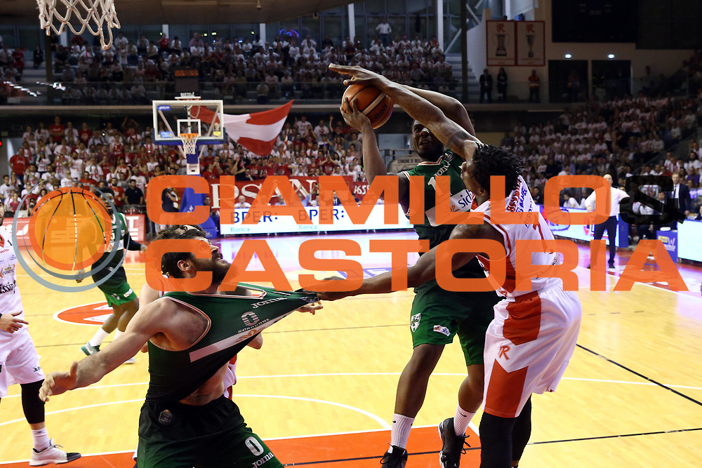 Ragland Joe<br /> Grissin Bon Reggio Emilia - Sidigas Avellino<br /> Playoff gara 3<br /> Legabasket A 2016/2017<br /> Reggio Emilia 17/05/2017<br /> Foto Ciamillo-Castoria