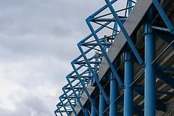 A general view of the stadium - Mandatory by-line: Arron Gent/JMP - 05/10/2019 - FOOTBALL - The Den - London, England - Millwall v Leeds United - Sky Bet Championship - Mandatory by-line: Arron Gent/JMP - 05/10/2019 - FOOTBALL - The Den - London, England - Millwall v Leeds United - Sky Bet Championship
