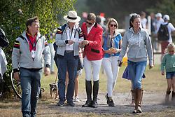 Desmedt Jef, Vervaecke Kris, Van Rijckevorsel Theresa<br /> European Championship Eventing<br /> Luhmuhlen 2019<br /> © Hippo Foto - Stefan Lafrentz<br /> 01/09/2019