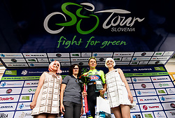 TEM ceremony after the 5th Stage of 26th Tour of Slovenia 2019 cycling race between Trebnje and Novo mesto (167,5 km), on June 23, 2019 in Slovenia. Photo by Vid Ponikvar / Sportida