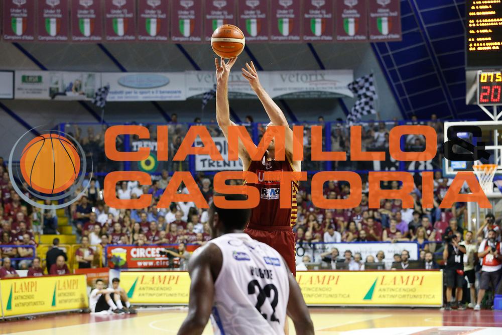 Michael Bramos<br /> Umana Reyer Venezia - Dolomiti Energia Aquila Basket Trento<br /> Lega Basket Serie A 2016/17 Finali Gara 02<br /> Venezia, 12/06/2017<br /> Foto Ciamillo-Castoria / M. Brondi
