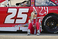 Natalie Decker raced Friday, June 15, 2018 in the Herr's Potato Chips 200 at Madison International Speedway in Oregon, Wisconsin.