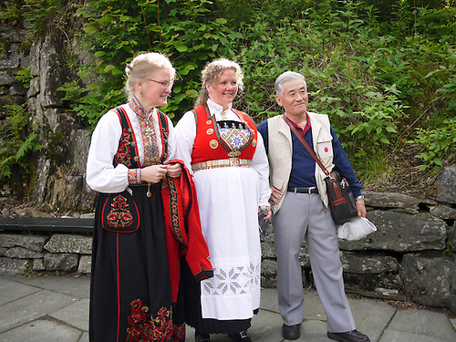 Norway Traditional Dress