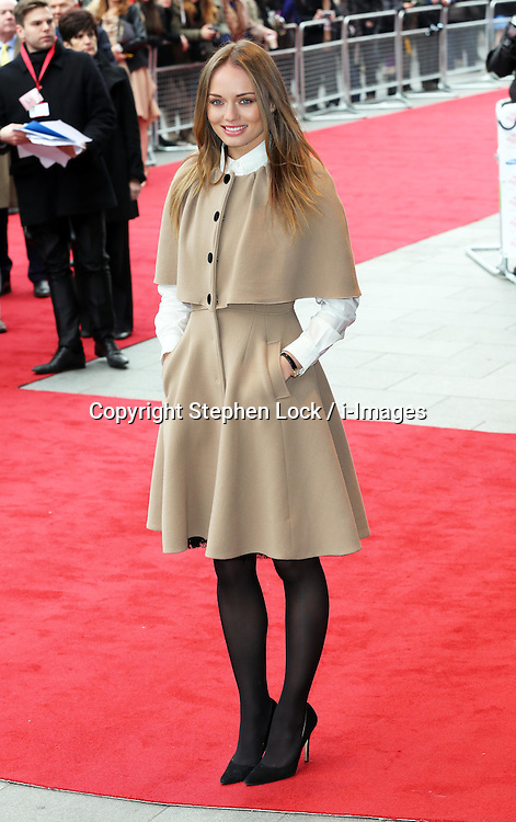 Laura Haddock  arriving at The Prince's Trust & Samsung Celebrate Success Awards in London, Tuesday, 26th March 2013.  Photo by: Stephen Lock / i-Images