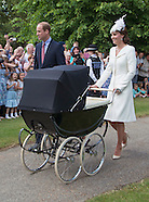 Princess Charlotte's Baptism, Sandringham 2
