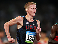 Friidrett Olympiske Leker / OL / 2008 20.08.2008 <br /> 5000 m : Matthew Tegenkamp , USA