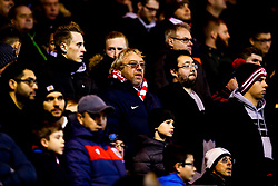 Bristol City fans at Nottingham Forest - Mandatory by-line: Robbie Stephenson/JMP - 19/01/2019 - FOOTBALL - The City Ground - Nottingham, England - Nottingham Forest v Bristol City - Sky Bet Championship