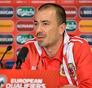 Gibraltar Press Conference 101015