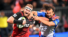 Christchurch-Super Rugby, Crusaders v Stormers