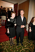 JUSTINE PICARDIE AND RUPERT EVERETT. 17th Annual Book Awards, hosted by richard and Judy. grosvenor House. London. 29 March 2006. ONE TIME USE ONLY - DO NOT ARCHIVE  © Copyright Photograph by Dafydd Jones 66 Stockwell Park Rd. London SW9 0DA Tel 020 7733 0108 www.dafjones.com