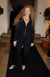 Interior designer KELLY HOPPEN<br /><br />at a party to celebrate the 10th anniversary of Jo Malone the perfumer held at The Banquetting House, Whitehall, London on 21st October 2004.<br /><br /><br /><br />NON EXCLUSIVE - WORLD RIGHTS