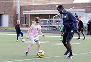 OKC Energy FC Youth Soccer Clinic - 5/23/2017