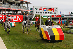 Guerdat Philippe (SUI) chef d'equipe Belgium<br /> Spruce Meadows Masters - Calgary 2010<br /> © Dirk Caremans
