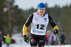 HAUCH Max, GER, Long Distance Cross Country, 2015 IPC Nordic and Biathlon World Cup Finals, Surnadal, Norway
