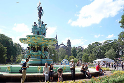 Edinburgh Weather<br />
