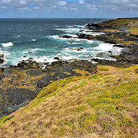 Coastline Conservation on Summerland Peninsula on Phillip Island, Australia<br />