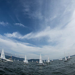2014 LASER 4.7 World Day3