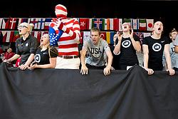 Team USA Spectators USA at 2015 IPC Swimming World Championships -