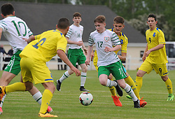 Ross Tierney Republic of Ireland v Kosovo U16 Uefa development tournament Solar 21 Park Mayo.<br />