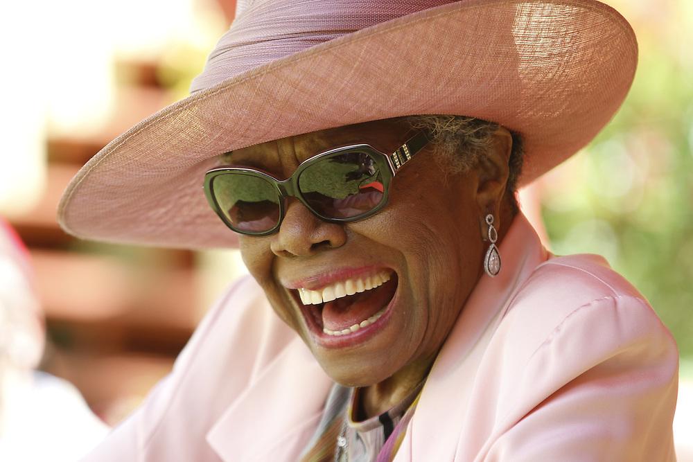 5 20 2010 - Dr.Maya Angelou Garden Party, Winston Salem, NC