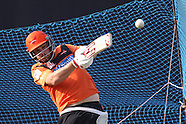 Pepsi IPL 2014 - SRH and KKR Practice 17th May