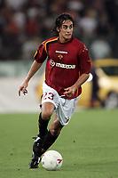Roma 29/8/2004 Amichevole di presentazione AS Roma. Friendly match Roma - Iran 5-3. Alberto Aquilani Roma<br /> <br /> Foto Andrea Staccioli Graffiti