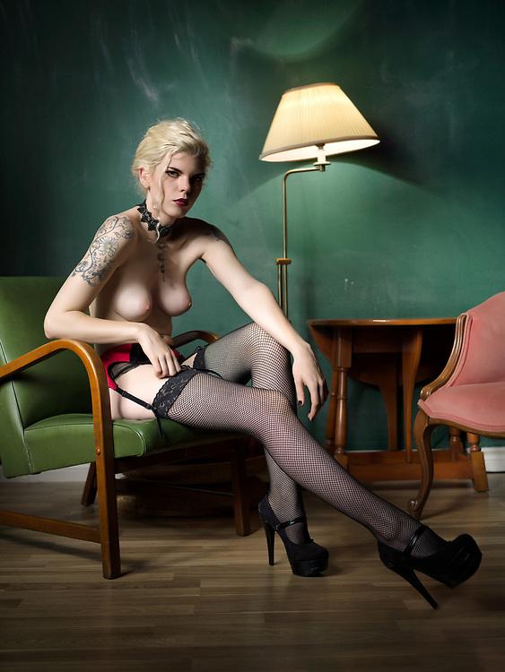 Model: Little Miss Maggie May; Hair & makeup: Judi Willrich