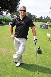 DARREN GOUGH at the Leuka Mini Masters Golf at Dukes Meadows, Chiswick, London on 15th July 2011.