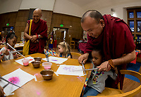 St Paul's School Monks and Community Workshop.  ©2019 Karen Bobotas Photographer