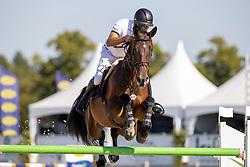 Van Helmond Frank, NED, Gemike<br /> Nederlands Kampioenschap Springen<br /> De Peelbergen - Kronenberg 2020<br /> © Hippo Foto - Dirk Caremans<br />  06/08/2020