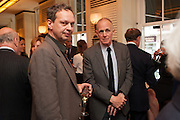 TOM DIXON; JAMES FOX, Vanity Fair Lunch hosted by Graydon Carter. 34 Grosvenor Sq. London. 14 May 2013