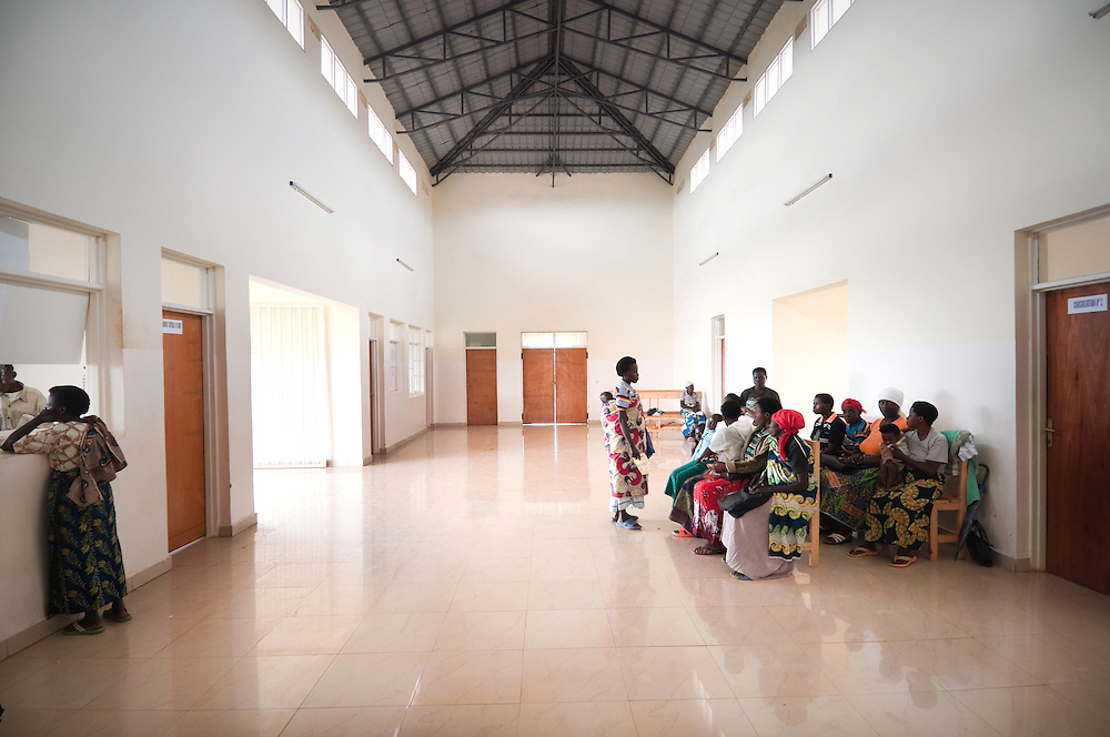 The Ngeruka Clinic, a new health facility opened in August, 2010 in Bugesera District, Rwanda, serves approximately 27,000 previously underserved individuals. Throughout Rwanda there are only 899 doctors for more than 9 million people, and only 185 of these doctors are in rural areas.  The Access Project, a social enterprise, is working with the government to turn the Kinyigi into a profitable, sustainable, and properly managed rural health facility.
