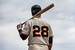 Buster Posey, 2015.