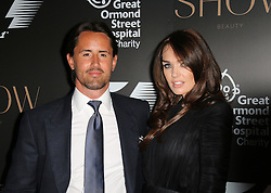 Tamara Ecclestone; Jay Rutland, F1 Party in aid of Great Ormond Street Hospital Children's Charity, Victoria and Albert Museum, London UK, 02 July 2014, Photo by Richard Goldschmidt © Licensed to London News Pictures. 03/07/2014