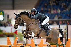 Estermann Paul, (SUI), Lord Pepsi<br /> Credit Suisse Grand Prix<br /> CHI de Genève 2016<br /> © Hippo Foto - Dirk Caremans<br /> 08/12/2016
